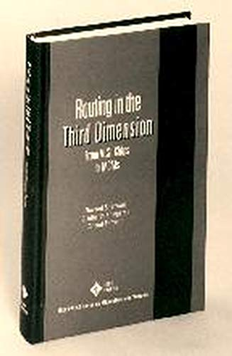 Routing in the Third Dimension : From VLSI Chips to MCMs: Sherwani, Naveed A.; Bhingarde, Siddharth...