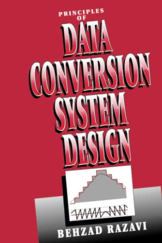 9780780310933: Principles of Data Conversion System Design
