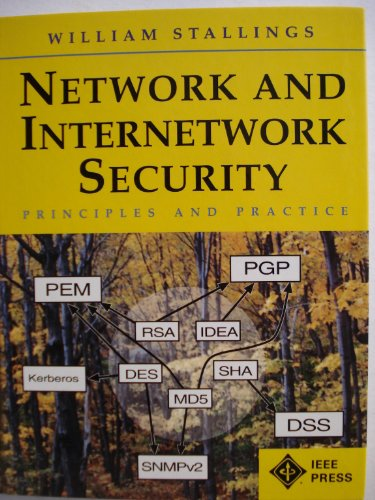 9780780311077: Network and Internetwork Security: Principles and Practice