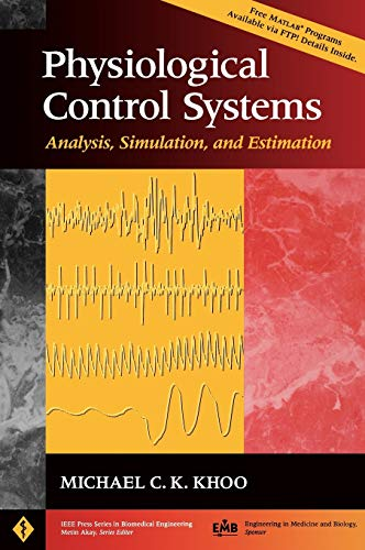 9780780334083: Physiological Control Systems: Analysis, Simulation, and Estimation