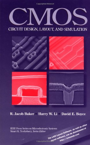 9780780334168: Cmos Circuit Design, Layout, and Simulation