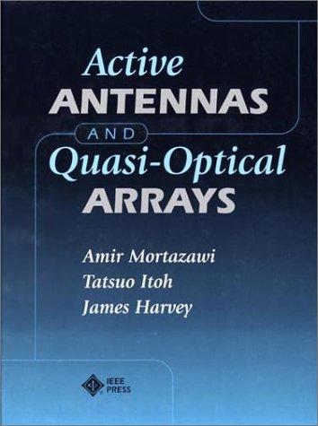 9780780334861: Active Antennas and Quasi-Optical Arrays