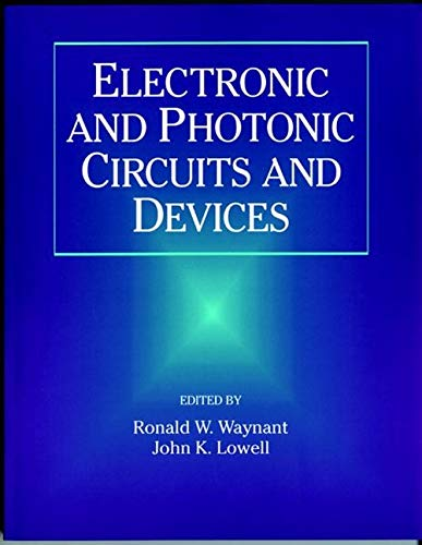 Electronic and Photonic Circuits and Devices (Ieee