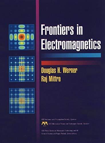 9780780347014: Frontiers in Electromagnetics