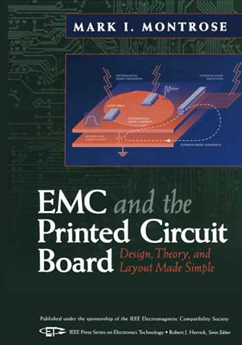 9780780347038: Emc & the Printed Circuit Board: Design, Theory, & Layout Made Simple