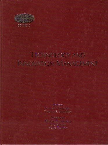 9780780352827: Technology and Innovation Management (PICMET '99 PORTLAND INTERNATIONAL CONFERENCE ON THE MANAGEMENT OF ENGINEERING AND TECHNOLOGY)