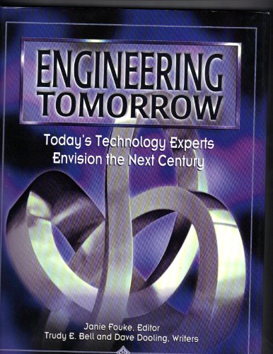 9780780353602: Engineering Tomorrow