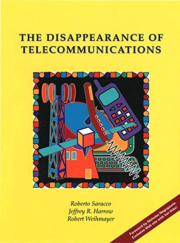 9780780353879: The Disappearance of Telecommunications