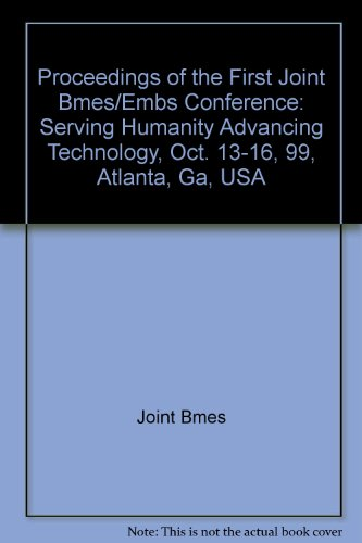Proceedings of the First Joint BMES/IMBS Conference.: IEEE