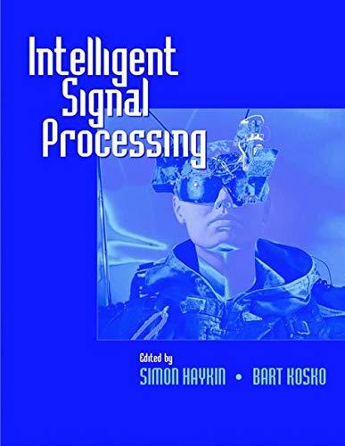 9780780360105: Intelligent Signal Processing