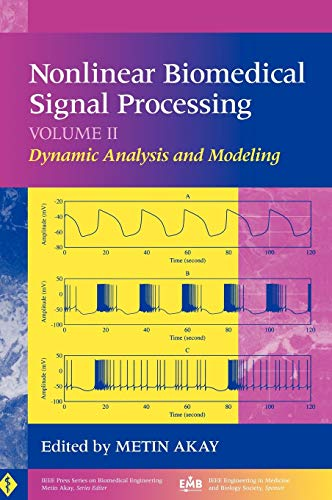Nonlinear Biomedical Signal Processing: Dynamic Analysis and Modeling (Volume 2)