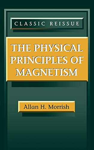 9780780360297: The Physical Principles of Magnetism