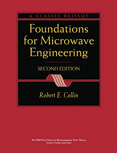 9780780360310: Foundations for Microwave Engineering, Second Edit (IEEE Press Series on Electromagnetic Wave Theory)