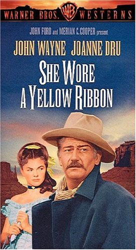 9780780621831: She Wore a Yellow Ribbon [VHS]