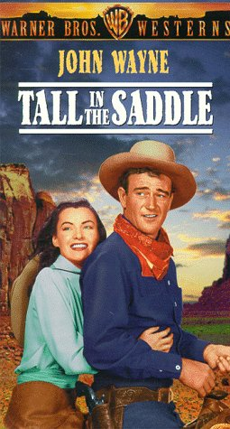 9780780622272: Tall in the Saddle [VHS]