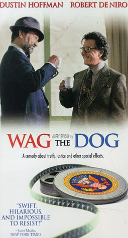 9780780623958: Wag the Dog [VHS]