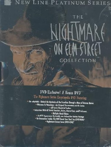 9780780626966: The Nightmare on Elm Street Collection [Import USA Zone 1]