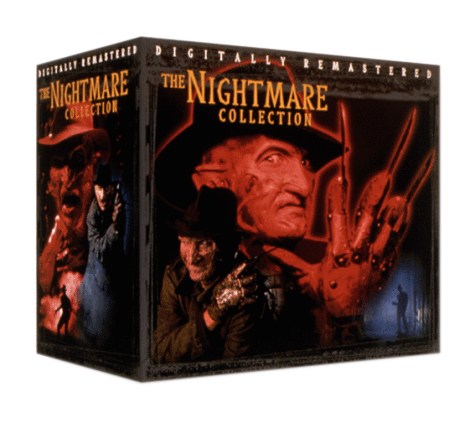 9780780627031: A Nightmare on Elm Street Collection [VHS]