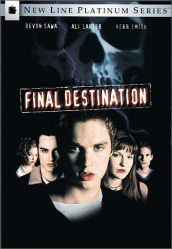 9780780631687: Final Destination - New Line Platinum Series [Import USA Zone 1]