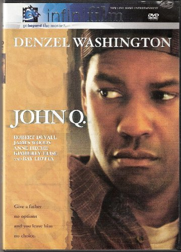 9780780637573: John Q. (Infinifilm Edition) [Import USA Zone 1]
