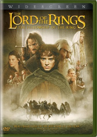 9780780638372: The Lord of the Rings: The Fellowship of the Ring (Two-Disc Widescreen Theatrical Edition)