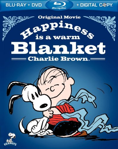 9780780662919: Happiness is a warm Blanket Charlie Brown (Bluray + DVD + Digital Copy)