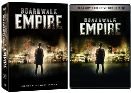9780780684225: Boardwalk Empire: The Complete First Season (Best Buy Exclusive Edition with Bonus Disc)