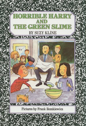 9780780701588: Horrible Harry and the Green Slime