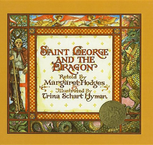 9780780703131: Saint George and the Dragon
