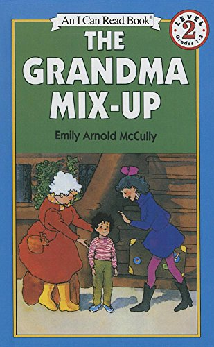 9780780704725: Grandma Mix-Up (I Can Read Book)