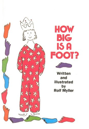9780780704787: How Big Is a Foot?
