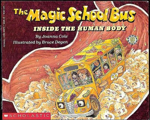 9780780706279: The Magic School Bus Inside the Human Body (Magic School Bus (Pb))