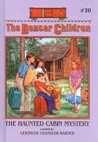 9780780708662: The Haunted Cabin Mystery (Boxcar Children (Pb))