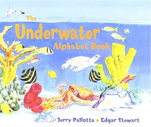 9780780708730: Underwater Alphabet Book (Jerry Pallotta's Alphabet Books)