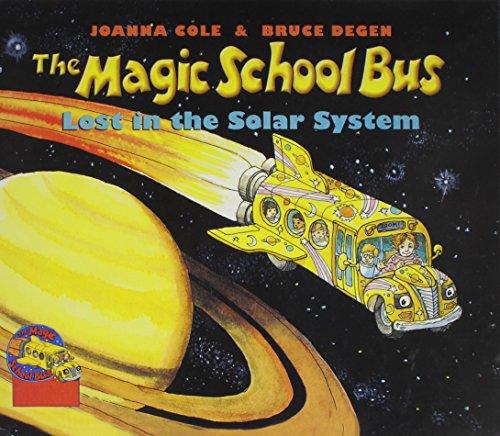 9780780711228: The Magic School Bus Lost in the Solar System (Magic School Bus (Pb))