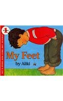 My Feet (Let's-Read-And-Find-Out Science: Stage 1 (Pb)) (0780711335) by Aliki