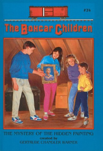 9780780711358: The Mystery of the Hidden Painting (Boxcar Children)