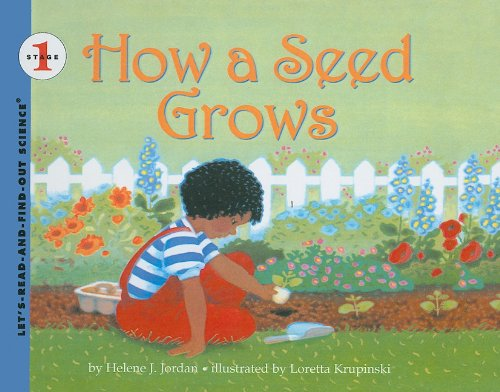 9780780712478: How a Seed Grows (Let's-Read-And-Find-Out Science: Stage 1 (Pb))