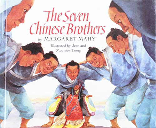 9780780712720: The Seven Chinese Brothers (Blue Ribbon Books)