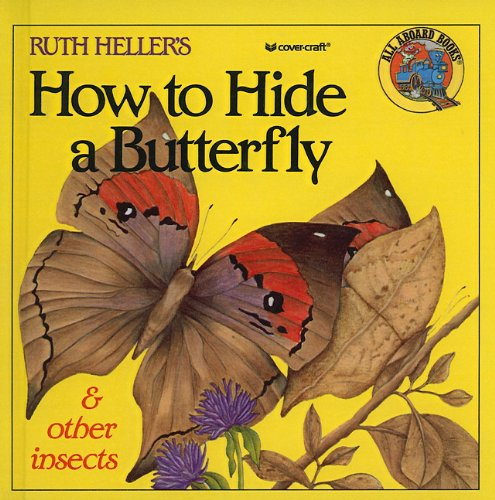 9780780714144: How to Hide a Butterfly & Other Insects (All Aboard Books (Pb))