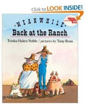 9780780714403: Meanile, Back at the Ranch (Reading Rainbow Books (Pb))