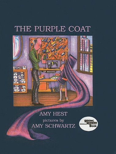 9780780714670: The Purple Coat (Reading Rainbow Books (Pb))