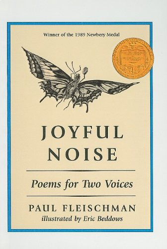 9780780716650: Joyful Noise: Poems for Two Voices