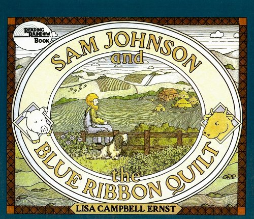 9780780719798: Sam Johnson and the Blue Ribbon Quilt (Reading Rainbow Books)