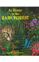 9780780720329: At Home in the Rainforest