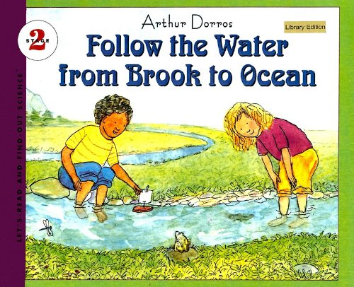 9780780721661: Follow the Water from Brook to Ocean