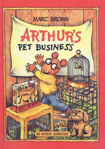 9780780722217: Arthur's Pet Business (Arthur Adventures (Pb))
