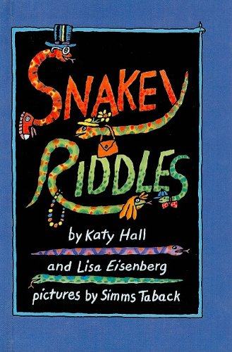 9780780722842: Snakey Riddles (Puffin Easy-To-Read)