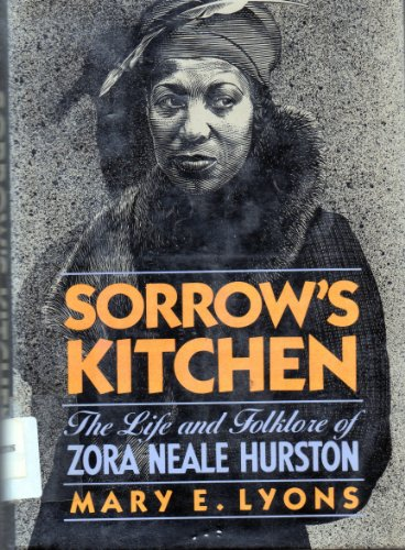 9780780722880: Sorrow's Kitchen: The Life and Folkloreof Zora Neale Hurston (Great Achievers: Lives of the Physically Challenged)