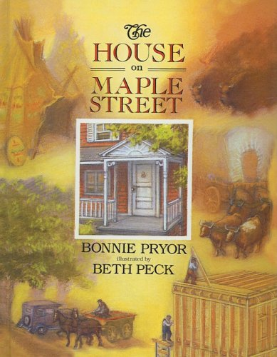 9780780723689: The House on Maple Street